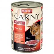 6x400г Adult Animonda Carny, консервирана храна за котки - мулти месен коктейл