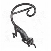 Cercel ALCHEMY GOTHIC - Cat Sith - E404