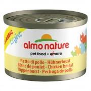 Almo Nature Classic Light 6 x 50 g - Tonggol tonfisk