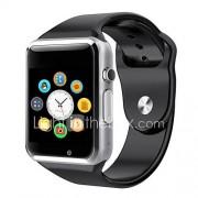 a1 polshorloge bluetooth slimme horloges sport pedometer met sim camera smartwatch voor Android smartphone