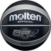 Molten Basketbal GR-7 (Zwart/Zilver)