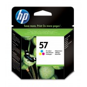 HP 57 Tricolor Inkjet Cartridge EUR For use in the PhotoSmart 100 Camera Accessory Printer