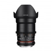 Samyang 35mm T1.5 AS UMC VDSLR II Lenses for Canon