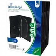 Medii de stocare mediarange Pudełka na 5 płyt CD/DVD 5sz. (BOX35-5)