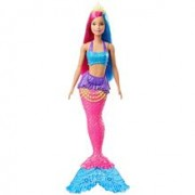 Papusa Barbie By Mattel Dreamtopia Sirena Gjk08