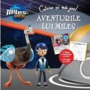 Citesc si ma joc Aventurile lui Miles - Miles in spatiu