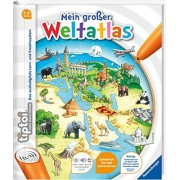 Inka Friese - tiptoi® Mein großer Weltatlas - Preis vom 11.08.2020 04:46:55 h
