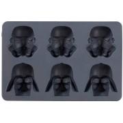 Underground Toys Star Wars - Darth Vader & Stormtrooper Baking Mold