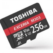 Toshiba Karta pamięci microSD M303 256 GB THN-M303R2560E2