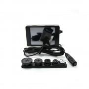 Kit Mini DVR cu microcamera ascunsa in nasture/surub LawMate PV-500NP, 2 MP, WiFi