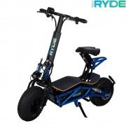Scuter electric RYDE MAD-X, 2000W/60V/20Ah, viteza maxima 50 km/h, autonomie 60 km