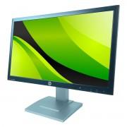 HP LA2306X, 23 inch LED, 1920 x 1080 Full HD, 16:9, displayport, negru - argintiu
