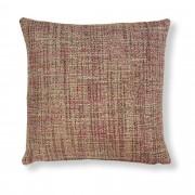 Kave Home Capa de almofada Boho 45 x 45 cm rosa