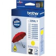 Brother LC225XLY Yellow - LC225XLY