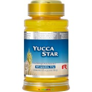Yucca Star 60 db lágyzselatin kapszula - StarLife