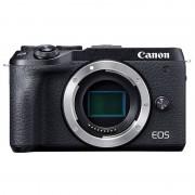 Canon EOS M6 Mark II hus, svart
