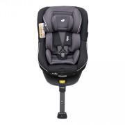 Joie scaun auto Spin rotativ 360 cu isofix 0-18 kg Two Tone Black