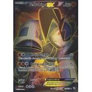 PoKéMoN Pokemon Terrakion-EX (121) BW Dragons Exalted Holo