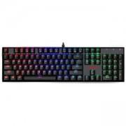 Геймърска клавиатура Redragon Vara K551RGB-BK с RGB LED подсветка, механична, K551RGB-BK_VZ