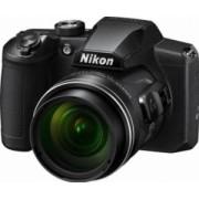 Aparat foto compact Nikon Coolpix B600 Negru 16MP