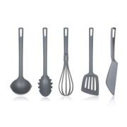 Banquet Set unelte de bucătărie Culinaria Grey, 5 buc