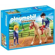 Playmobil Country, Lectie de calarie