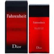 Dior Fahrenheit gel de ducha para hombre 200 ml