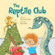The Reptile Club, Hardcover