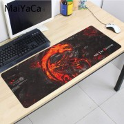 MaiYaCa mouse pads 70x30 cm pad om muis notbook computer mousepad bestseller gaming mousepad gamer om toetsenbord laptop muis MaiYaCa - Lock Edge 30x80cm