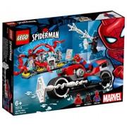 LEGO Super Heroes, Salvarea cu motocicleta a lui Spider-Man 76113