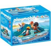 Playmobil Family Fun 9424 : le Pédalo