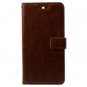 Nokia 5 Classic Wallet Case - Brown