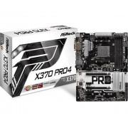 ASRock X370 Pro4 scheda madre Presa AM4 ATX AMD X370