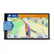 "Garmin DriveSmart 61 LMT-S Fisso 6.95"" TFT Touch screen 243g Nero navigatore"
