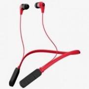 S2IKW-J335»3 Skullcandy Ink'd Wireless Banda para cuello Binaurale Inalámbrico Negro, Rojo auriculares para móvil