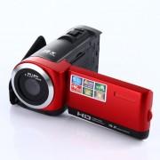 Cámara digital de 1080P Cámara de video HDV Videocámara 16MP 16x Zoom Sensor COMS