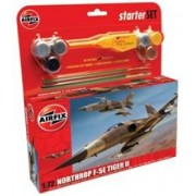 Kit Constructie Avion Northrop F5e Tiger Ii