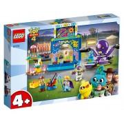 Lego Juniors (10771). Toy Story 4: Buzz e Woody e la mania del ca...