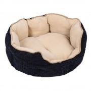 Cozy Kingdom puha ágy macskáknak, kisebb kutyáknak - H 80 x Sz 60 cm x 25 cm