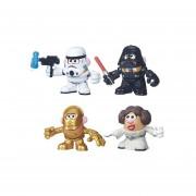Sr Cara De Papa - Héroes Combinables Star Wars 4 Pack