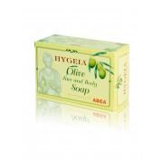 Zelené olivové mýdlo s medem OLIVA SCRUB 125g Abea