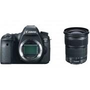 Canon Eos 6d + 24-105mm F/3.5-5.6 Is Stm - 2 Anni Di Garanzia