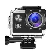 XMAX Full HD vízálló sportkamera kiegészítőkkel