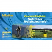 Bikeline NP Südschwarzwald Mountainbike - 2. Auflage 2010 - Mountainbikeführer - Esterbauer Verlag