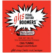 GHS Pedal Steel Boomers GB-C6 015-070