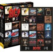 AQUARIUS ENT Ac/dc Discography 1000pcs Puzzle Puzzle