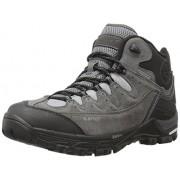 Hi-Tec Men s Ox Belmont Mid I Waterproof Hiking Shoe Gull Grey/Black/Goblin Blue 11 D(M) US