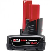 Bateria Milwaukee 12V 4.0 Ah Ion de Litio 4811-2759