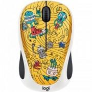 Mouse Wireless Logitech M238 Optic Go go gold