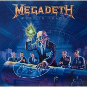 Megadeth - Rust in Peace (0077779193516) (1 VINYL)